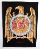 Slayer - 'Gold Eagle' Giant Backpatch
